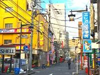 川崎(堀之内・南町)の風景